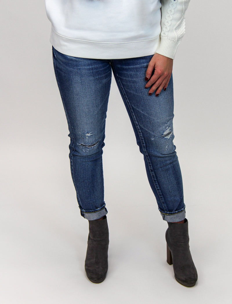 Moussy Lancaster Skinny Denim