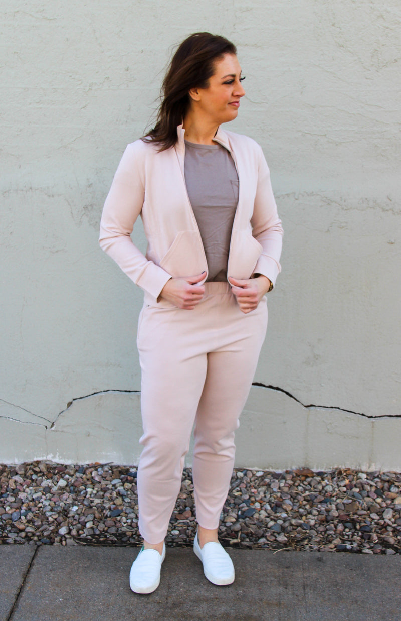 MaxMara Leisure Nebbia Jacket