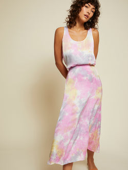 Nation LTD Juliana Flirty Midi Skirt