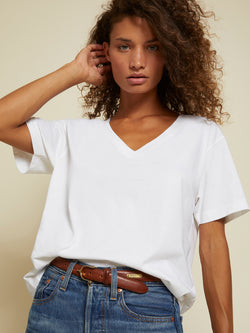 Nation LTD Nina Vintage Fit V-Neck