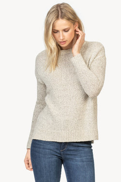 Lilla P Long Sleeve Pullover Sweater