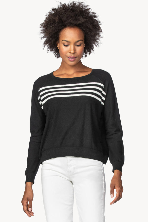 Lilla P Oversized Boatneck Sweater