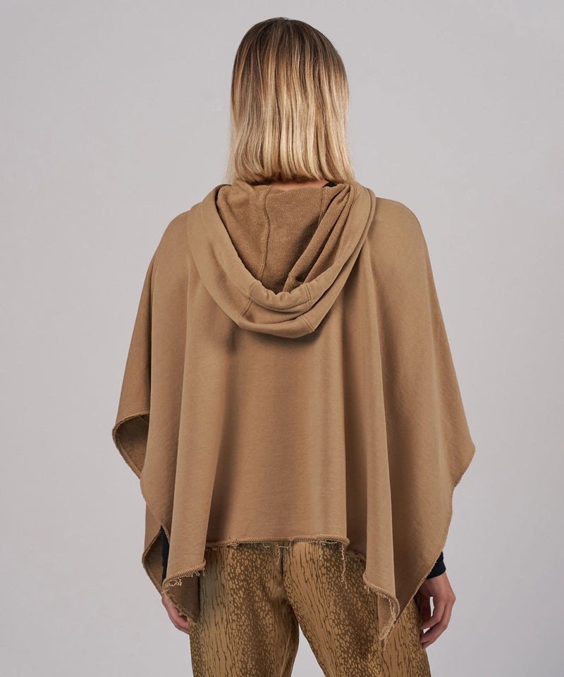 ATM French Terry Hooded Poncho