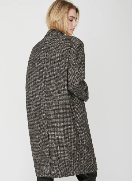 Brochu Walker Mondrian Coat