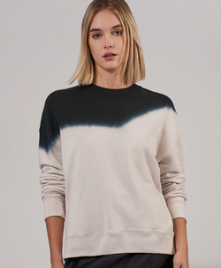 ATM French Terry Tie Dye Sweatshirt