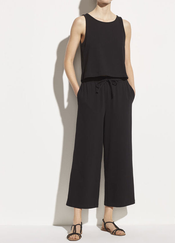 Vince Cropped Wide Leg Pant