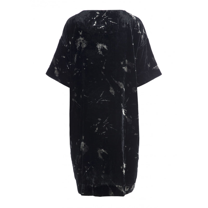Bitte Kai Rand Ink Blot Velvet Dress