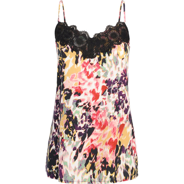 Summum Lace Water Print Cami