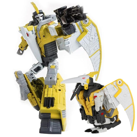 Robot Dinosquad Pterodactyl Transformable