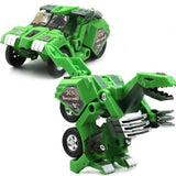 Voiture Transformable Dinosaure