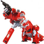 Robot Dinosquad T-Rex Transformable