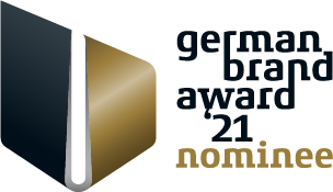German Brand Award 2021 Nominee
