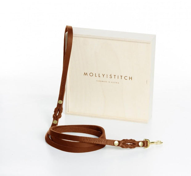 City-Lederleine Butter Sahara MOLLY&STITCH