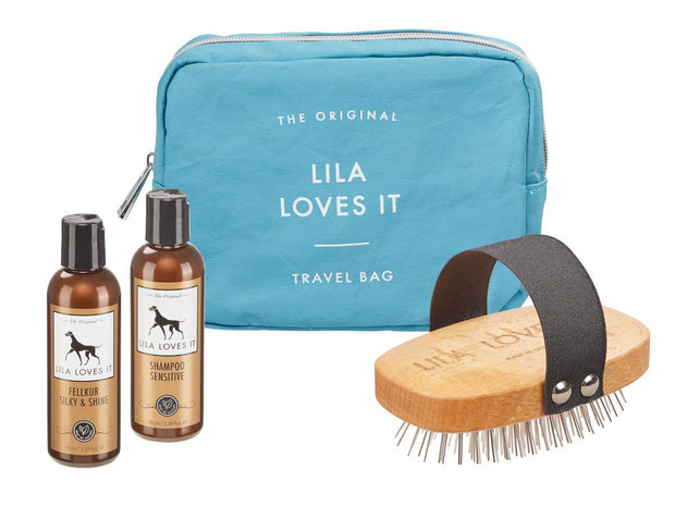Lila Travel Bag Petrol LILA LOVES IT