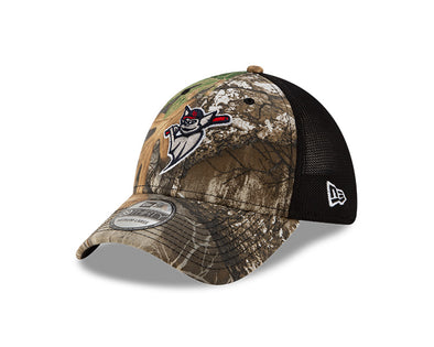 Men's Team Mesh Camo 3930 Cap