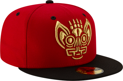 Louisville Bats 5950 Official On-Field Murcielagos Cap