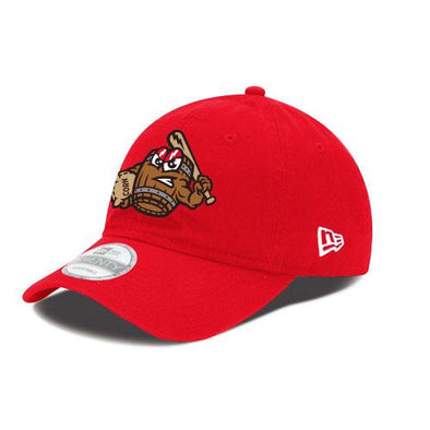 Louisville Bats A. 920 Adjustable Mashers Cap in Red