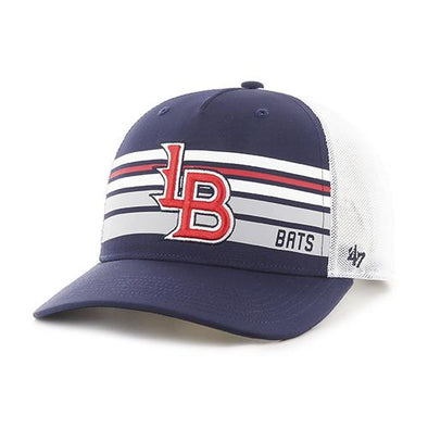 Louisville Bats Men's LB Navy Altitude Cap
