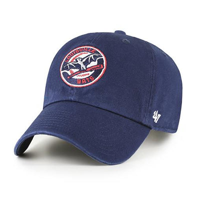 Louisville Bats Men's Navy Primary Logo Cap