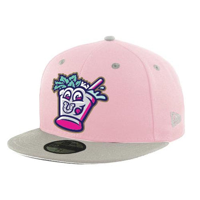 Louisville Bats 5950 Mint Julep Alternate Pink Cap