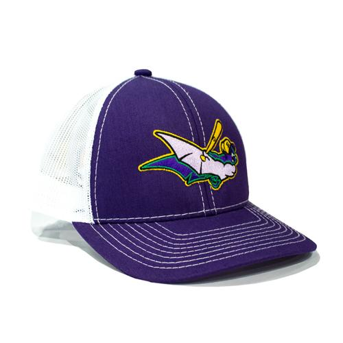 Louisville Bats Throwback Riverbats Trucker Cap