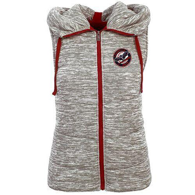 Louisville Bats Women's Shutout Vest Red