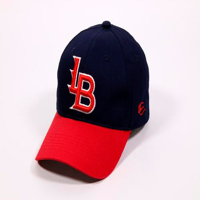 Louisville Bats Adult Infielder Unstructured Cap Navy