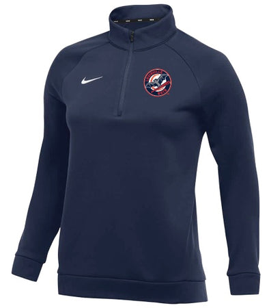 Nike Women's Therma LS 1/4 Zip