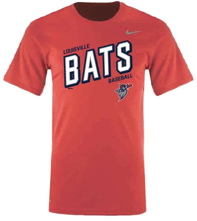 Red Nike Men's Dri-Fit Tee