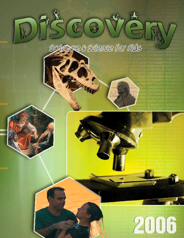Discovery Bound Volume 2006