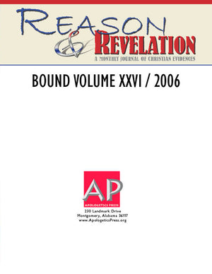 Reason & Revelation Bound Volume 2006