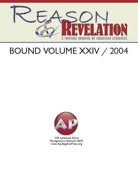 Reason & Revelation Bound Volume 2004