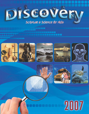 Discovery Bound Volume 2007