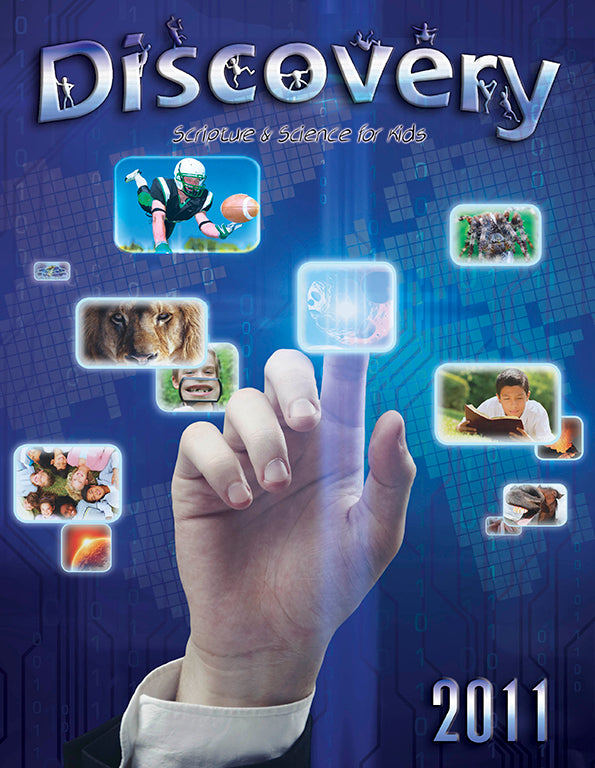 Discovery Bound Volume 2011