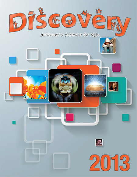 Discovery Bound Volume 2013