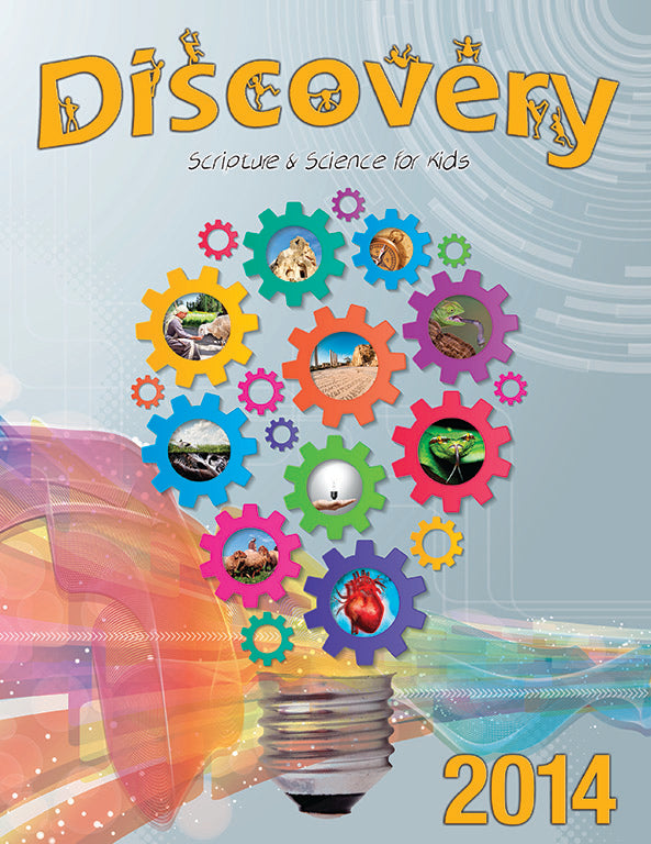 Discovery Bound Volume 2014