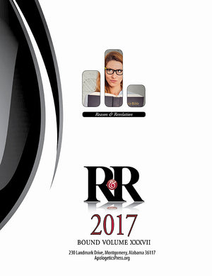 Reason & Revelation Bound Volume 2017