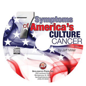 7 Symptoms of America's Culture Cancer (CD)