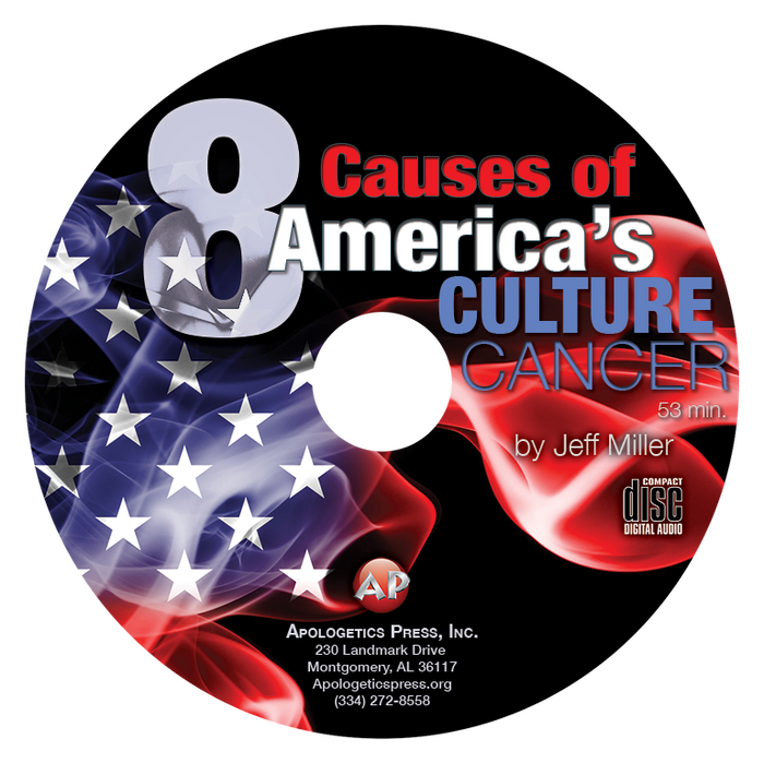 8 Causes of America's Culture Cancer (CD)