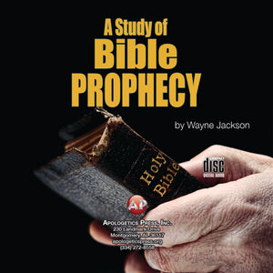 A Study of Bible Prophecy [Audio Download]