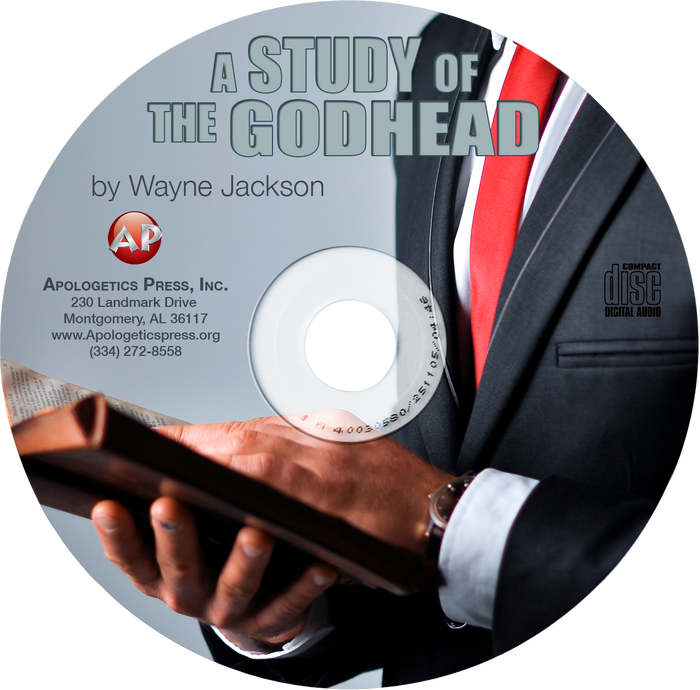 A Study of the Godhead (CD)