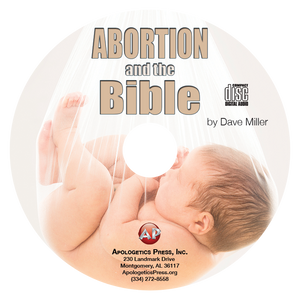 Abortion and the Bible (CD)