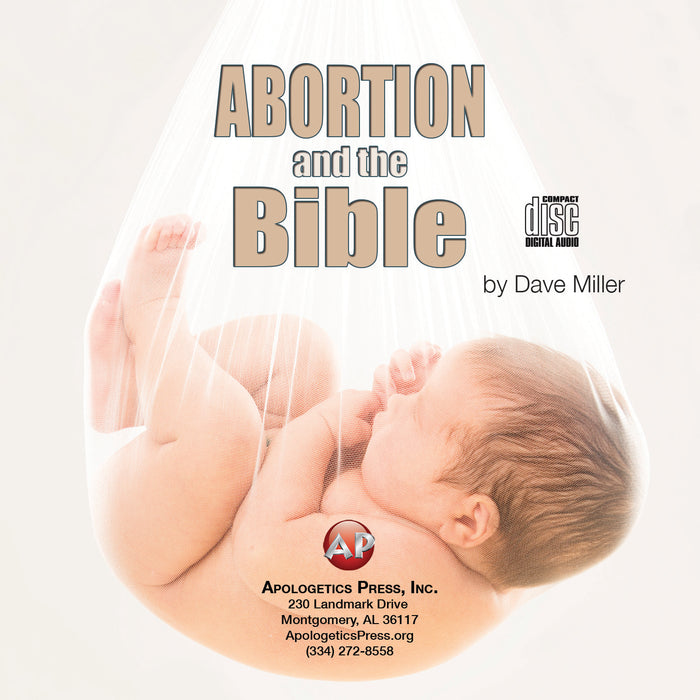 Abortion & the Bible [Audio Download]