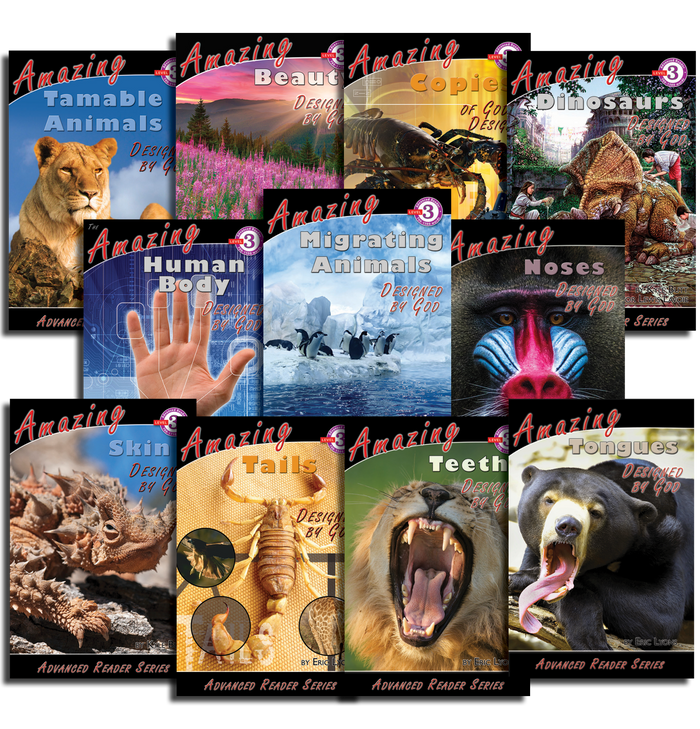 Advanced Reader Series (all 11)