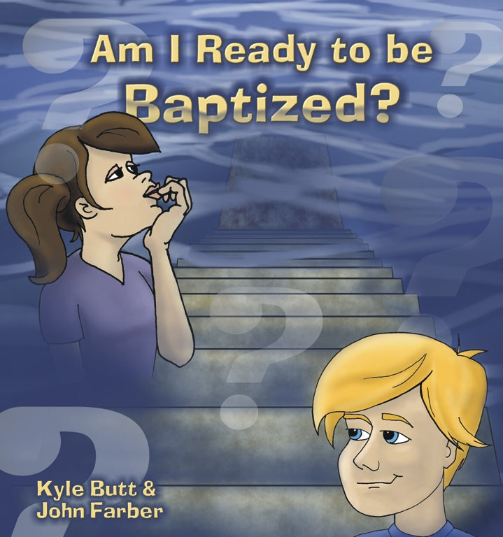 Am I Ready to Be Baptized?