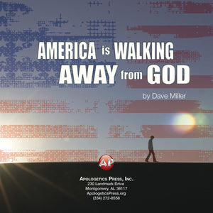 America is Walking Away From God [Audio Download]