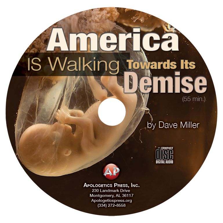 America is Walking Toward Its Demise (CD)