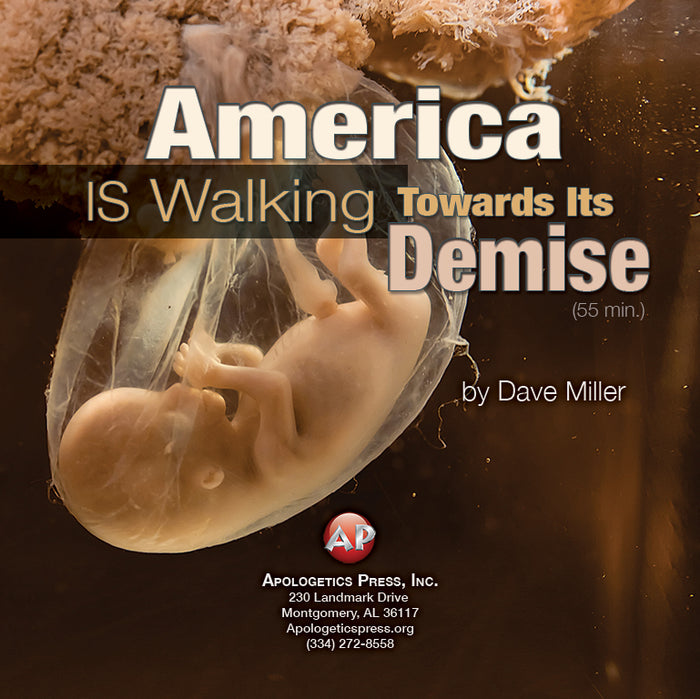 America is Walking Toward Its Demise [Audio Download]