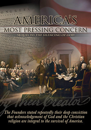 America's Most Pressing Concern - DVD