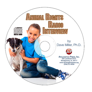 Animal Rights Radio Interview—DM